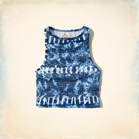 Moonlight Beach Crop Top