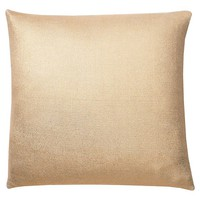 The Emily + Meritt Liquid Gold Euro Pillow Cover