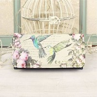 The Aviary Hummingbird Wallet