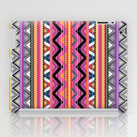 Aztec #7 iPad Case by Ornaart