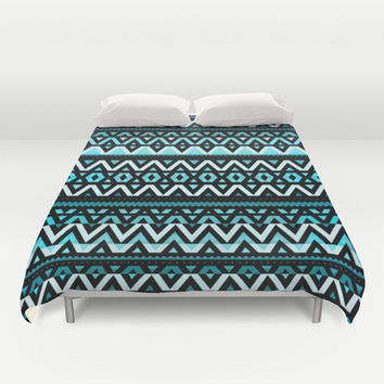 Mix #345 Duvet Cover by Ornaart