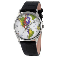 Back to school Western Hemisphere Map Watch Special Offers