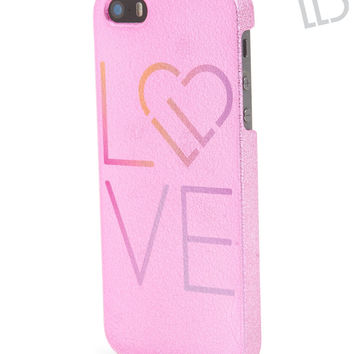 LLD Love IPhone 5 Case
