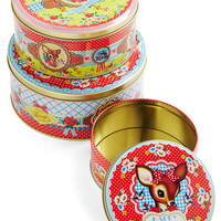 Wu & Wu Quirky Sweet Sweet Fawn-tasy Container Set