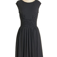 Delight in Dots Dress | Mod Retro Vintage Dresses | ModCloth.com