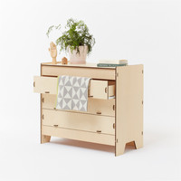 Designer Dressers + Bedside Tables | Plyroom. Made in Italy.