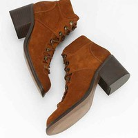 Jeffrey Campbell Lace-Up Ankle Boot - Urban Outfitters