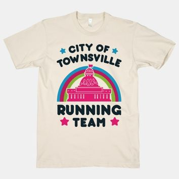 City Of Townsville Running Team