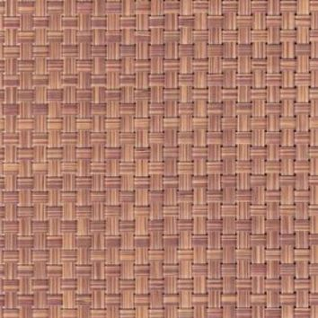 "Pacific Merchants Rectangle Placemat Brown, 17"" x 12"""