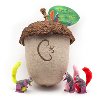 Squirrel Craft Kit