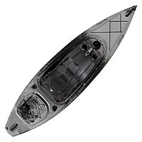 Ascend® FS10 Sit-In Angler Kayak - Titanium