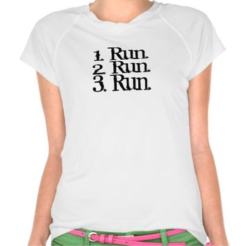 Funny Runner's To Do List