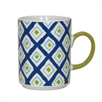 Food Network™ Diamond-Patterned Coffee Mug