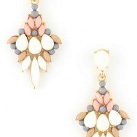 Jewel Dangle Earrings