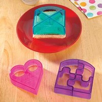 Set/3 Sandwich Cutters @ Fresh Finds