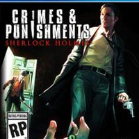 Crimes & Punishments: Sherlock Holmes - PlayStation 4