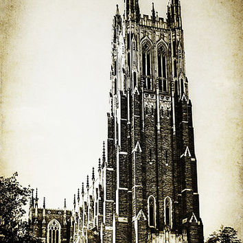 Vintage Style Duke University