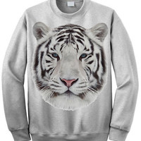 Tiger Crewneck - Hipster Tops