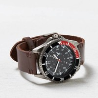 AEO LEATHER STRAP WATCH
