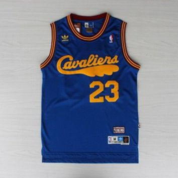 LeBron James 23 Cleveland Cavaliers Cavs NBA Jersey Basketball Jersey
