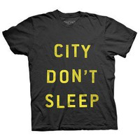 New York City Don&#x27;t Sleep T-shirt