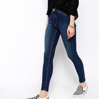 Cheap Monday Spray On Super Skinny Jeans