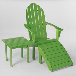 Kiwi Classic Adirondack Collection | Outdoor and Patio Furniture| Furniture | World Market