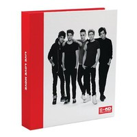 One Direction Binder