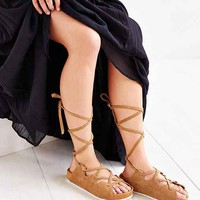 Jeffrey Campbell Braga Lace-Up Sandal - Urban Outfitters