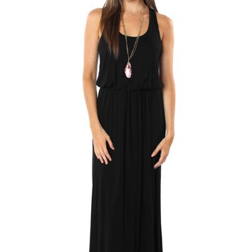 Favorite Tank Maxi Black