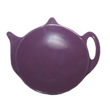 Purple Tea Caddy Mason Cash/ Price & Kensington