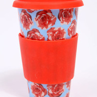 Urban Outfitters - Red Rose Eco Cup