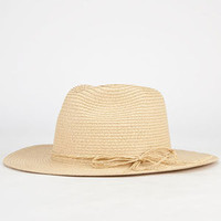 Large Brim Womens Panama Hat Natural One Size For Women 24602742301