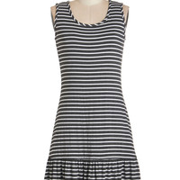 Should I Stay or Should I Row Dress | Mod Retro Vintage Dresses | ModCloth.com
