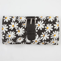 Daisy Buckle Wallet Black Combo One Size For Women 24214214901