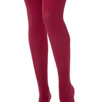 Tights for Every Occasion in Rose | Mod Retro Vintage Tights | ModCloth.com