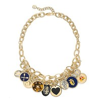DELLORA CHARM SHORT NECKLACE