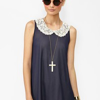Sweet Chiffon Dress in  Clothes Dresses at Nasty Gal