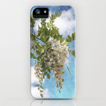 Flowers I iPhone & iPod Case by VanessaGF