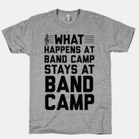 What Happens At Band Camp Stays At Band Camp