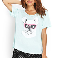 Cool Frenchie PJ Set