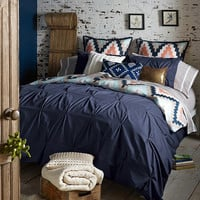 Blissliving® Home Harper Duvet Cover Set in Navy