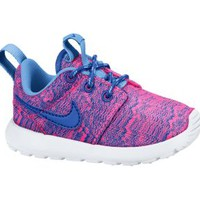 Nike Roshe Run Print 10.5c-3y Preschool Girls' Shoes - Hyper Pink
