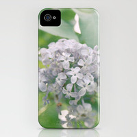 Lilacs iPhone Case by angela haugland | Society6