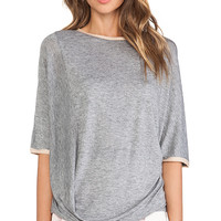 By Malene Birger Cadiana Warm Embrace Pullover in Gray
