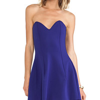 Boulee Ivy Dress in Blue