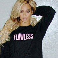 BeWild Brand® - Flawless Beyonce Inspired Girls T-shirt #1832-PS