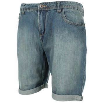 Short Jean Urban Classics TB516 Light Blue - LaBoutiqueOfficielle.com