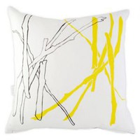 Flowie Twig Pillow Luxe Pillows