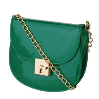 Keyhole Lock Crossbody | FOREVER21 - 1000045815